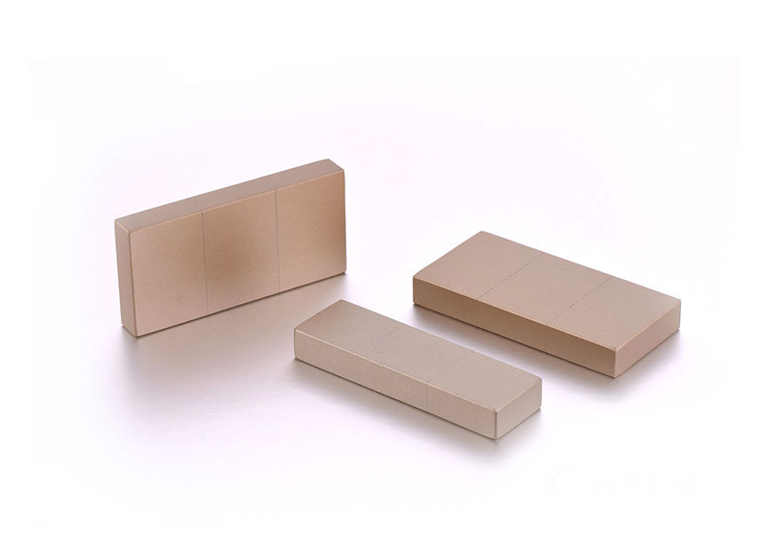 Uses of a Sintered NdFeB Magnet